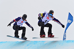 World Cup SBX, SHEA Mike, USA at the 2016 IPC Snowboard Europa Cup Finals and World Cup