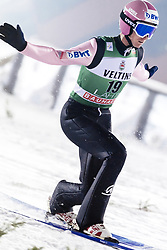 February 8, 2019 - Lahti, Finland - Lukáš Hlava participates in FIS Ski Jumping World Cup Large Hill Individual training at Lahti Ski Games in Lahti, Finland on 8 February 2019. (Credit Image: © Antti Yrjonen/NurPhoto via ZUMA Press)