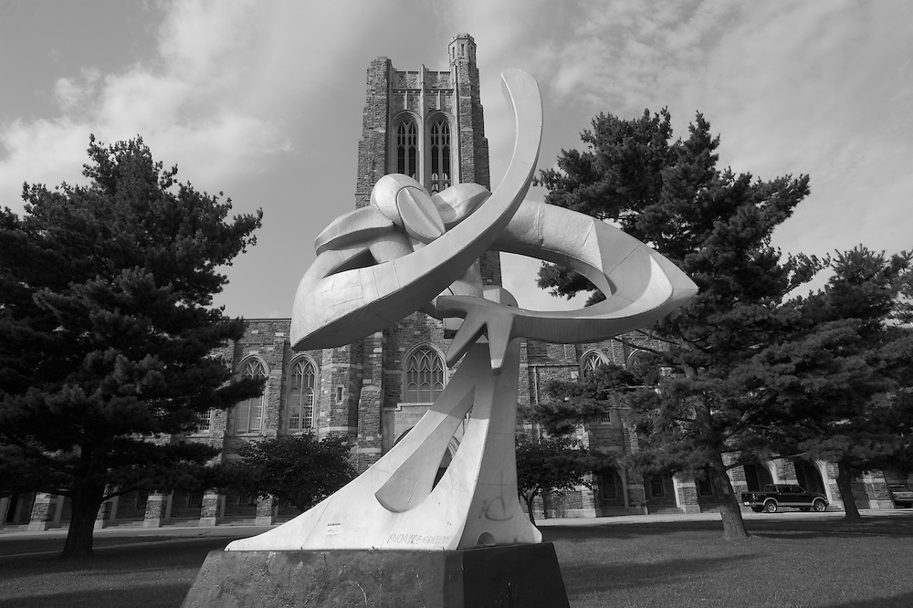 Sculpture in Baltimore<br /> K 4THE GUIDE<br /> Baltimore City College High School, 33rd Street and The Alameda<br /> 1980<br /> Ayokunle Odeleye &ndash; Sculptor