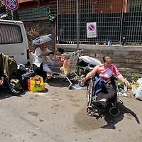 Bloccato lo sgombero dei Rom
