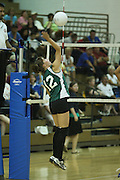 MCHS Varsity Volleyball .vs William Monroe .9/2/09, The Mountaineer Varsity squad won its first game of the season Wednesday night, September 2, against William Monroe High School. From the first serve, the Dragons came on strong, stunning the Mountaineers in a few kills from Alex Cave. Error upon error stuck the Mountaineers in a deficit of as many as 10 points. And then Tori Puryear stepped to the service line...  Knocking down ace after ace, the Mountaineers rallied on her serve, finally getting from 7-17 to 14-17. The Mountaineers worked their way as close as 15-18, but again, unforced errors caused the Mountaineers to drop game 1 25-16.. .Game 2 was another story. After a quick set of line up changes, the Mountaineers were able to get into a rhythm. Excellent passing from Caitlyn Ford helped Jordan set up the Tori Puryear attack. Digs from Ellie Hill and Samantha Cubbage fended off the Dragon attack. The Madison squad was clicking. In the end, the Mountaineers won the hard-fought battle 25-19, 25-20, and 25-22.. .Tori Puryear led the Mountaineers with 15 kills, 11 aces, and 7 blocks. Setter Jordan Aylor had 20 assists and 11 digs. Ellie Hill was also a defensive standout with 10 digs. Libero Caitlyn Ford also had a fantastic night passing with a 2.4 pass rating (out of 3.0) and 7 digs. Ford and Cubbage were also strong from the service line, both serving 100% on the evening.