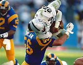 NFL-Los Angeles Raiders at Los Angeles Rams-Nov 13, 1994
