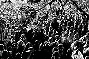 Demonstration. Criminal Justice Bill. London, March 1994