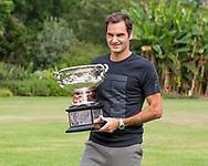 FEATURE-AUSOPEN<br /> <br /> Australian Open 2017 -  Melbourne  Park - Melbourne - Victoria - Australia  - 28/01/2017.