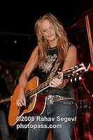 Miranda Lambert performing at The Mercury Lounge on January 30, 2007.