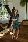 Laatste twee deelnemers van Expeditie Robinson, Berdien Stenberg en Roy Donders bekend gemaakt in het Wereldmuseum in den Haag<br /> <br /> Op de foto:  Nicolette Kluijver