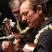 Slack Key Festival 2012.   Charles Brotman and Charlie Recaido.