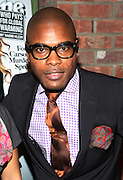 9  November 2009- New York, NY- Kino Benjamin at the launch of Shakira's new album release '      She Wolf ' and celebration of her 2009  issue of Rolling Stone Magazine Cover held at The Bowery Hotel on November 9, 2009 in New York City. Photo Credit: Terrence Jennings/Sipa