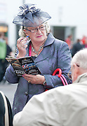 02/08/2012. Punters at the Friday evening meeting of the GAlway races. Photo:Andrew Downes.