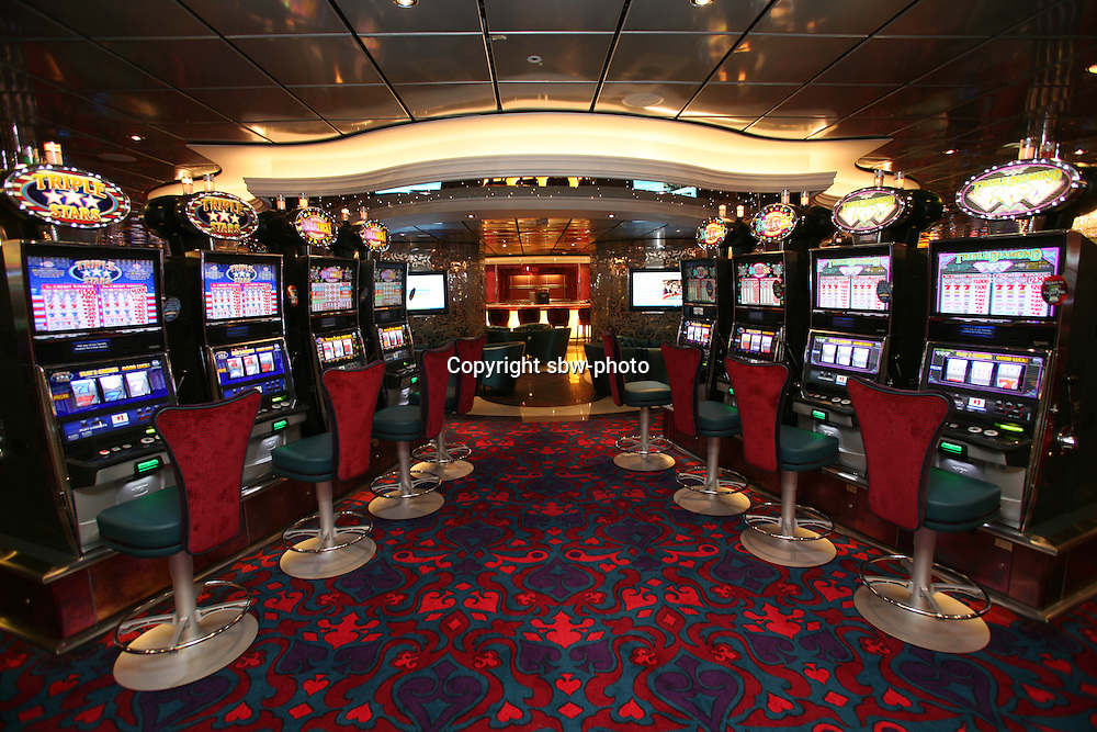 Oasis Of The Seas Launch Sbwphoto Archive - Cruise ship casino