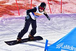 BUNSCHOTEN Lisa, SB-LL2, NED, Snowboard Cross at the WPSB_2019 Para Snowboard World Cup, La Molina, Spain