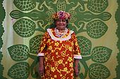 French Polynesia Tahiti artist quilt patterns
