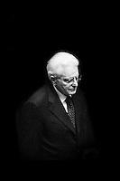 ROMA - 3 FEBBRAIO 2015: Giuramento del XII Presidente della Repubblica Sergio Mattarella alla Camera dei Deputati a Roma, il 3 febbraio 2015