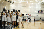 Riverdale Baptist defeats St Frances at the 2009 ESPN Rise Invitational Basketball Tournament in Bethesda, MD.