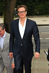 Colin Firth attends The True Cost UK Film Premiere at Curzen Bloomsbury, The Brunswick, London on Wednesday 27 May 2015