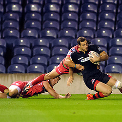 Edinburgh v Llanelli | Guinness Pro 12 | 26 September 2014