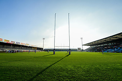 A general view of Sandy Park - Mandatory by-line: Ryan Hiscott/JMP - 17/11/2018 - RUGBY - Sandy Park Stadium - Exeter, England - Exeter Braves v Gloucester United - Premiership Rugby Shield