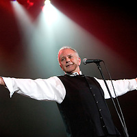 The Once in a Lifetime Rewind Tour, Glasgow SECC. .David Essex