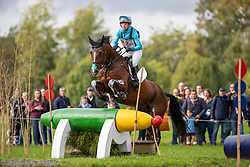 Taylor Izzy, GBR, Hartacker<br /> Le Lion d'Angers - FEI Eventing World Breeding Championship 2019<br /> Teilprüfung Cross-Country 7 jährige<br /> 19. Oktober 2019<br /> © www.sportfotos-lafrentz.de/Dirk Caremans