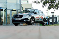The Drive Vauxhall Car outside the SGS Wise Arena - Photo mandatory by-line: Ryan Hiscott/JMP - 20/09/2019 - BASKETBALL - SGS Wise Arena - Bristol, England - Bristol Flyers v Surrey Scorchers - British Basketball League Cup