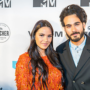 NLD/Amsterdam/20171106 - MTV Pre party 2017, Monica Geuze en Kay Nambiar