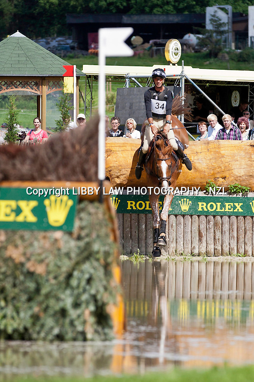 2012 GER-CHIO Aachen Weltfest des Pferdesports (Saturday) - DHL Preis CICO*** Eventing XC: FINAL-