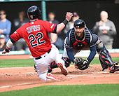 Apr 20, 2019-MLB-Atlanta Braves at Cleveland Indians