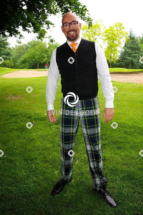 ROTTERDAM - Maik de Boer gespot op de golfbaan bij Golfcenter Seve. FOTO LEVIN DEN BOER - PERSFOTO.NU