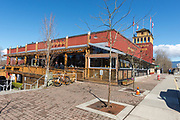 Fort Pub & Grill in Fort Langley, British Columbia.
