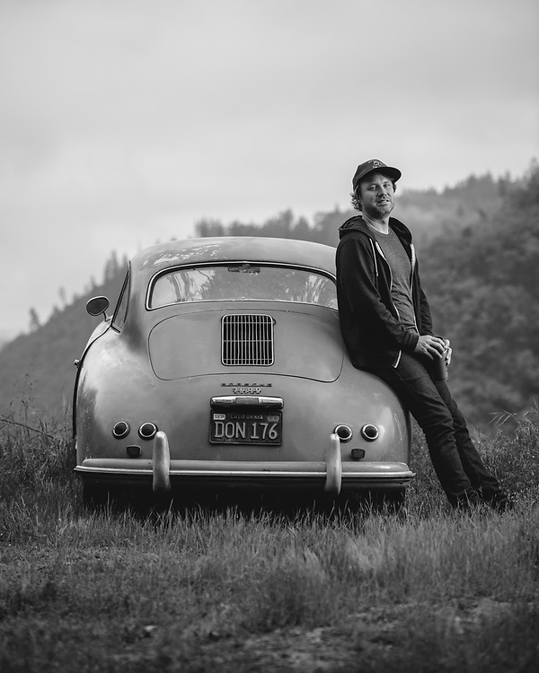 Matt Hummel, 1956 Porsche 356. Auburn, CA | Christophorus Porsche Magazine