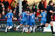 Altrincham FC 0-1 Stockport County FC 1.1.19