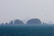 Geojedo (Geoje Island), Hallyeo Maritime National Park. Haegeumgang. Small islands.