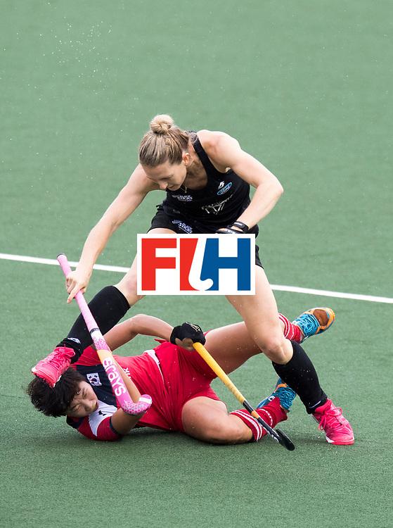 AUCKLAND - Sentinel Hockey World League final women<br /> Match id 10295<br /> 05 New Zealand  v Korea<br /> Foto: Stacey Michelsen (C)<br /> WORLDSPORTPICS COPYRIGHT FRANK UIJLENBROEK