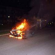 Autobrand Gooilandweg Huizen