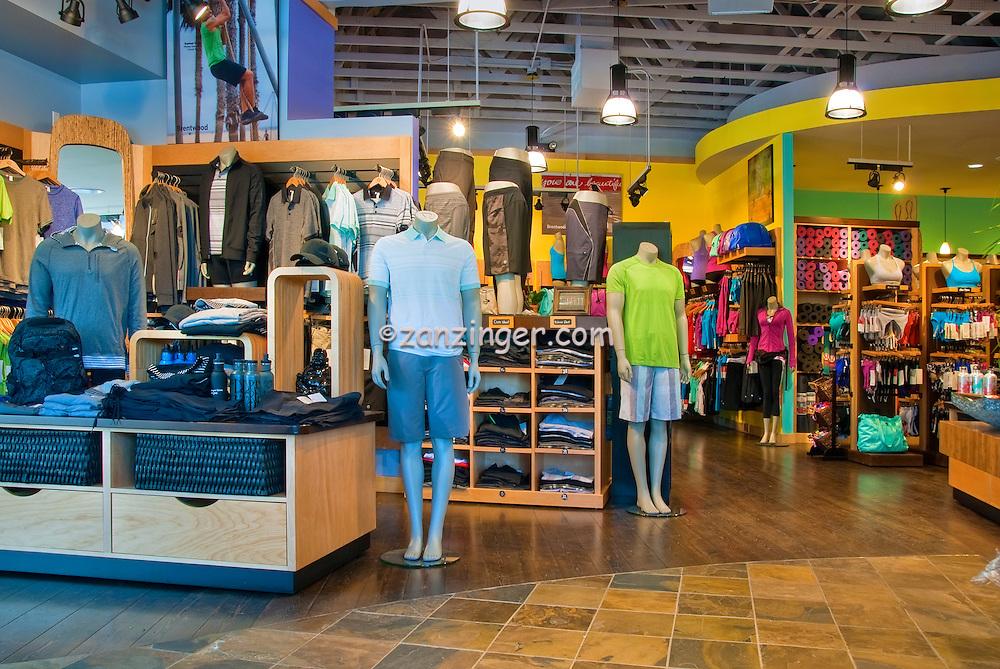 lululemon athletica, yoga-inspired athletic, apparel, Pasadena, CA, Old Town, Colorado, Boulevard,