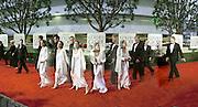 Angelina Jolie arriving, Golden Globes. Beverley Hilton Hotel. Los Angeles. 23/1/2000&copy; Copyright Photograph by Dafydd Jones<br /> 66 Stockwell Park Rd. London SW9 0DA<br /> Tel 0171 733 0108. www.dafjones.com