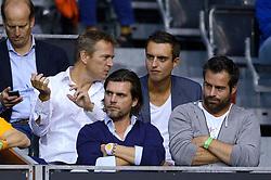 12-09-2014 NED: Davis Cup Nederland - Kroatie, Amsterdam<br /> Raemon Sluiter