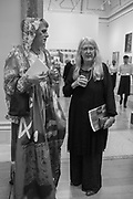 GRAYSON PERRY, MARY BEARD RA Annual dinner 2018. Piccadilly, 5 June 2018.