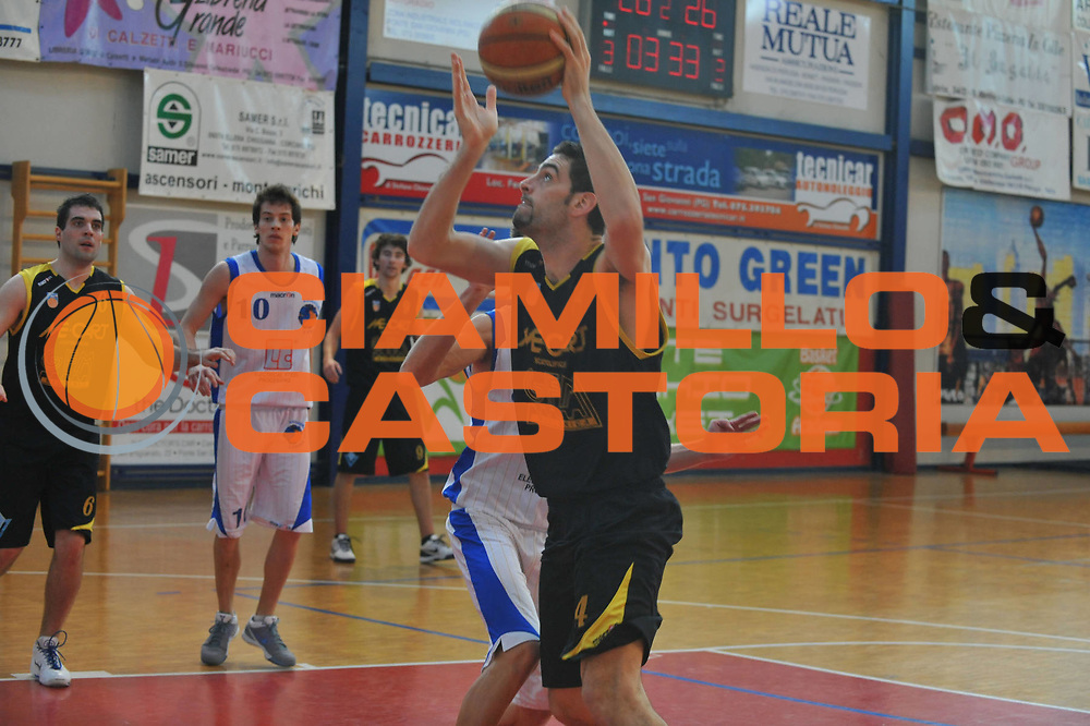 DESCRIZIONE : Foligno LNP Lega Nazionale Pallacanestro Serie A Dilettanti Coppa Italia 2009-10 Sangiorgese Bk S.Giorgio Scuola Basket Cavriago<br /> GIOCATORE :&nbsp;Omar Pezzii<br /> SQUADRA : Sangiorgese Bk S.Giorgio Scuola Basket Cavriago<br /> EVENTO : Lega Nazionale Pallacanestro 2009-2010&nbsp;<br /> GARA : Sangiorgese Bk S.Giorgio Scuola Basket Cavriago<br /> DATA : 01/04/2010<br /> CATEGORIA : Tiro<br /> SPORT : Pallacanestro&nbsp;<br /> AUTORE : Agenzia Ciamillo-Castoria/M.Gregolin<br /> Galleria : Lega Nazionale Pallacanestro 2009-2010&nbsp;<br /> Fotonotizia : Foligno LNP Lega Nazionale Pallacanestro Serie A Dilettanti Coppa Italia 2009-10 Sangiorgese Bk S.Giorgio Scuola Basket Cavriago<br /> Predefinita :