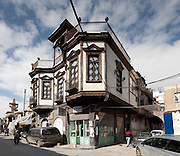 Old wooden House, Damascus, Syria