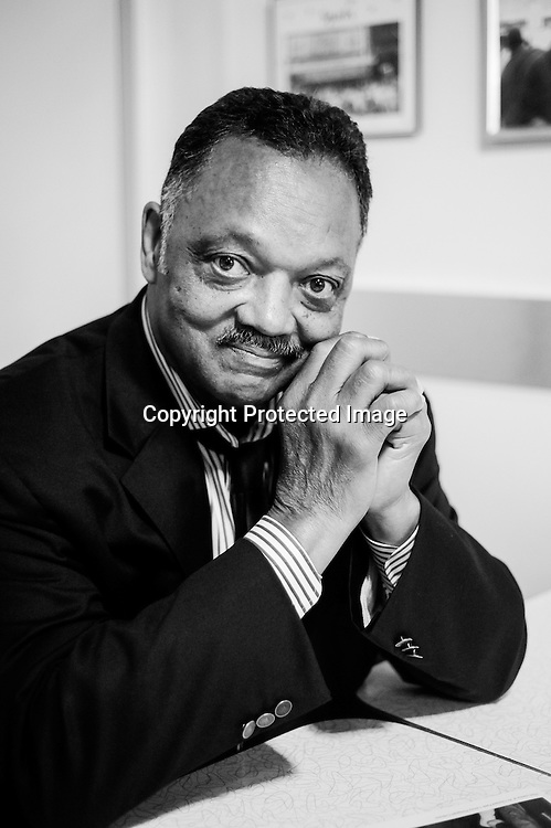 Reverend Jesse Jackson, Washington DC, 2013