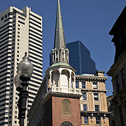 Old South Meeting House Boston MA