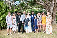 Wharekaho Wedding photos for Blake & Ele at sunset Simpsons Beach wedding photos by Felicity Jean Photography Coromandel Wedding Photographer Whitianga Photographer