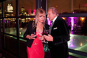 JO WOOD; HAROLD TILLMAN, InStyle's Best Of British Talent Party in association with Lancome. Shoreditch HouseLondon. 25 January 2011, -DO NOT ARCHIVE-© Copyright Photograph by Dafydd Jones. 248 Clapham Rd. London SW9 0PZ. Tel 0207 820 0771. www.dafjones.com.