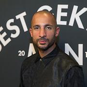 NLD/Amsterdam/20191114 - Uitreiking Esquires Best Geklede Man 2019, Willem de Bruin
