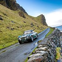 Car 48 Francis Galashan / Graeme Dobbie Triumph TR4A