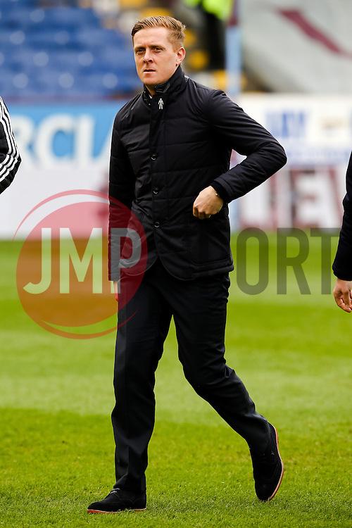 Swansea City Manager, Garry Monk - Photo mandatory by-line: Matt McNulty/JMP - Mobile: 07966 386802 - 28/02/2015 - SPORT - Football - Burnley - Turf Moor - Burnley v Swansea City - Barclays Premier League