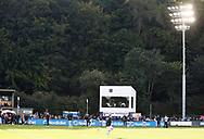 FODBOLD: Spisning i skyboks før kampen i ALKA Superligaen mellem FC Helsingør og FC København den 17. september 2017 på Helsingør Stadion. Foto: Claus Birch