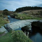 Clapper Bridge, Dartmoor