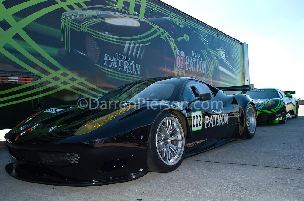 #002 Extreme Speed Motorsports Ferrari F 458 GTC: Ed Brown, Guy Cosmo